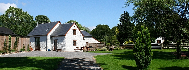 Maes-y-Berllan Barn &#8211; nr Abergavenny